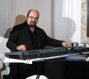 Luigi Lucci al PAN nella serata inaugurale della 6^ edizione