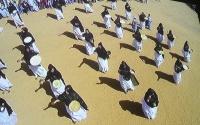 Verso il Nord Africa- studenti al festival.7.JPG