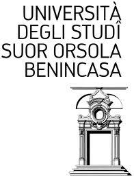 Logo Suor Orsola Benincasa