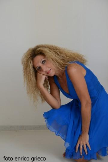 Francesca azzurra