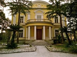 Villa Fernandes, Portici