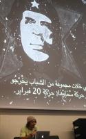 Verso il Nord Africa- studenti al festival- Nadir Boumouch.JPG